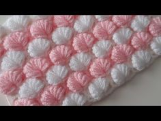 Crochet Stitches For Blankets, Crochet Afghans, Baby Blanket Crochet, Crochet Hooks, Crochet Baby, Crochet Beanie, Crochet Coaster Pattern, Crochet Flower Patterns, Crochet Stitches Patterns