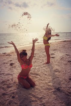 Brooke...can we go to a beach and take pics like this? Pretty pretty please?(: