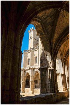 Cloître de la Cathédrale Saint Nazaire  - @xG