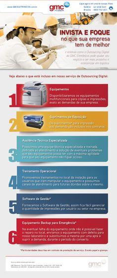 Email Marketing Corporativo Para O Grupo Gmc Outsourcing Digital
