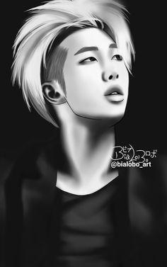 RapMonster BTS fanart byBiaLobo #bts #bangtan #boys #bangtanboys #btsfanart #kpop #southkorea #koreanfanarts #fanart #design #draw #drawings #drawing #digital #art #artwork #wallpaper #wallpaperiphone #artist #digitalartwork #digitalartist #deviantart #skecthbook #rapmonster #btsrapmonster #kimnamjoon #namjoon