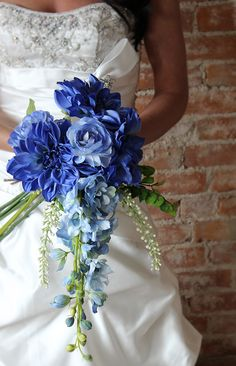 150 Best Blue Wedding Flowers Images Blue Flowers For Wedding