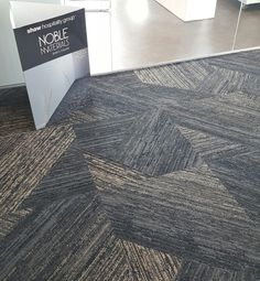 Singapore Showroom. Noble material #shawcontract #carpet