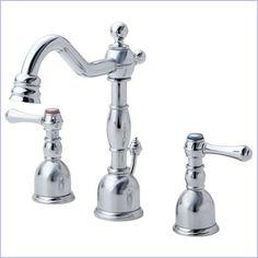 bathroom faucets widespread
