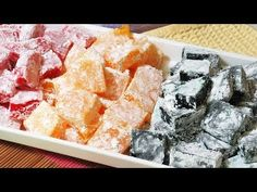 Rahat de Casa - YouTube Romanian Food, No Cook Desserts, Food And Drink, Sweets, Make It Yourself, Cooking, Breakfast, Youtube, Felicia