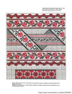 Cross Stitch Borders, Cross Stitch Rose, Cross Stitch Charts, Cross Stitching, Cross Stitch Embroidery, Cross Stitch Patterns, Loom Patterns, Beading Patterns, Embroidery Patterns