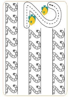 Patterns for Preparing a Kindergarten Emotions Chart - Preschool Children Akctivitiys Preschool Writing, Numbers Preschool, Preschool Learning, Kindergarten Worksheets, Preschool Activities, Wellness Activities, Writing Numbers, Math Numbers, Pre Writing