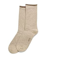 Hue Jeans Sock - Oatmeal Sock