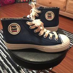 Shoes Vintage High Top Pro- Keds. Only worn twice. Shoes Sneakers