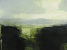 "Rich Bowman ""Highlandtastic"" Oil on Canvas 36 x 48"
