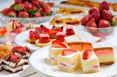 横浜ベイシェラトンで旬の苺を使ったスイーツが楽しめる「ストロベリーフェア」開催 | ニュース - ファッションプレス