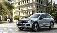 VW Toureg - Win Your Dream Car with www.botb.com (Best of the Best Supercars)
