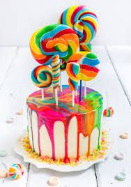 Image result for half slab choc dripping cake designs
