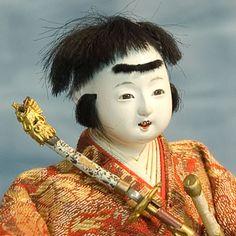 Antique Japanese Girls Day Doll Hina Matsuri Ningyo Japan TokaidoSoftypapa