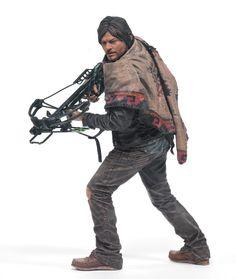 Figura The Walking Dead. Daryl Dixon 25 cm. McFarlane Toys