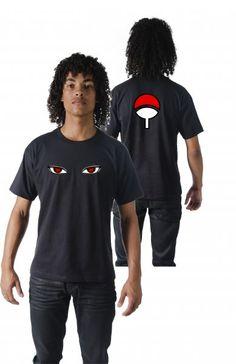 Camiseta Uchiha Sharingan.  http://www.camisasgeeks.com.br/p-25-267-2128/Uchiha-Sharingan