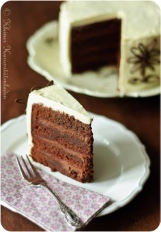 Schoko-Whisky-Torte