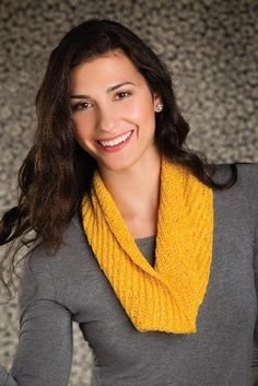 Brighthouse Cowl by Edie Eckman, knit in Berroco Linus, Creative Knitting: Wraps, Capelets & Cowls