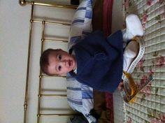 Phidar tendresse Mon poncho pur mon bébé Giorgio