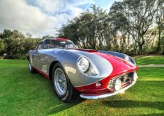 1958 Ferrari Tour De France