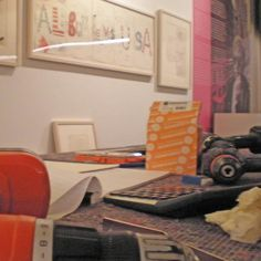 "Museuminrichting: ""Andy Warhol - Tekeningen"" - Teylers Museum Haarlem"
