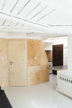 MYĆ! apartment by Mili Mlodzi Ludzie