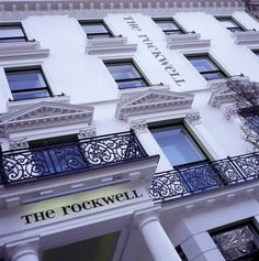 Hotel Review - The Rockwell, London, England