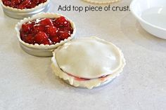 She's Lining Mason Jar Lids With Dough For The Tastiest Reason. Now? I'm Getting Supplies TODAY!