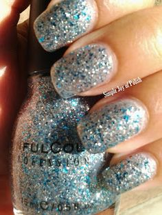 Sinful Colors- Ice dream...that's what I'm wearing right now. LOVE IT!