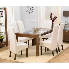 Found it at Wayfair.co.uk - Luca Dining Table and 6 Chairs