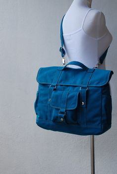 4caa47a51c Back To School SALE - Pico2 Back Pack in Dark Teal (Water Resistant  Insulated) - Unisex Convertible   Satchel   Messenger Bag.  59.00