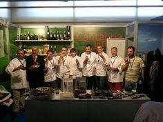 Las Anchoas de Santoña presents en San Sebastian Gastronomika 2013 https://www.facebook.com/photo.php?fbid=10150319580489956&set=a.10150319579324956.1073741839.30560009955&type=1&theater