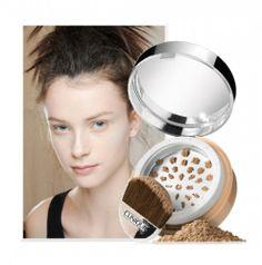 Χαρίστε στο δέρμα σας ομοιόμορφο χρώμα πουδράροντας ελαφρά τα σημεία που γυαλίζουν στο πρόσωπό σας (μύτη, μέτωπο, πιγούνι). Η πούδρα Superbalanced Powder Makeup SPF15 Mineral Rich Formula της Clinique 37,50€ χαρίζει τέλειο ματ αποτέλεσμα και καλύπτει αποτελεσματικά όλες τις ατέλειες.