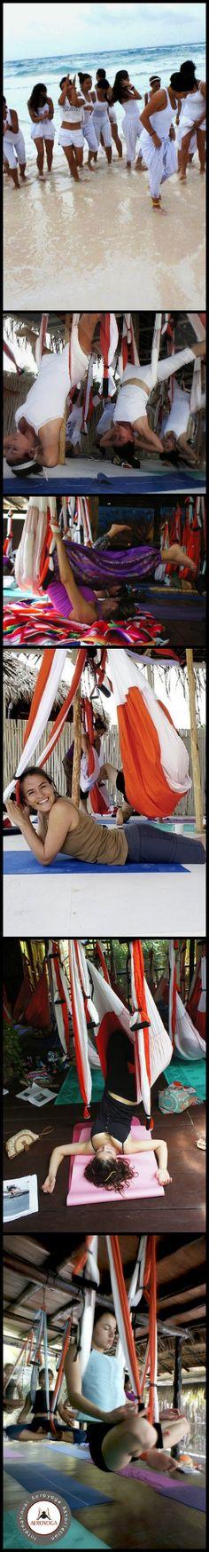 aero yoga, aeroyoga Clases de Aero Yoga en Madrid, Belleza y bienestar www.aeroyoga.es
