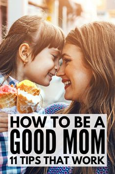 How to be a better mother: 11 ways to be a more patient parent | Whether you're the parent of a baby, twin toddlers, school-aged kids, or a hormonal teenager daughter, have boys or girls, stay at home or work in an office, these parenting tips will teach you how to be a better mom and wife as well as how to be more patient with your kids! #ParentingAging