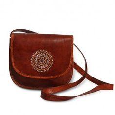 Women's Leather Sling Bag