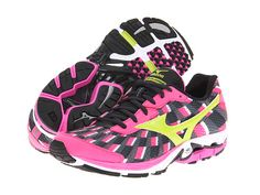 Mizuno Wave® Elixir™ 8 Electric Lime Punch Anthracite - Zappos.com 850952140f