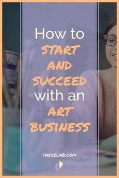 Ready to start selling your artwork? Don& let fear stand in your way! Build the confidence you need to quit your day job by creating a stellar action plan to start your art business. You CAN succeed and make a living with your art!