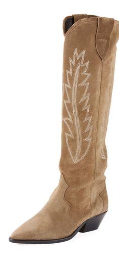 Isabel Marant Cowboy Boot