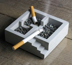 cool ashtray for dad?