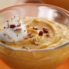 Weight Watchers Pumpkin Fluff  http://www.yummly.com/recipe/Weight-Watchers-Pumpkin-Delight-Recipezaar
