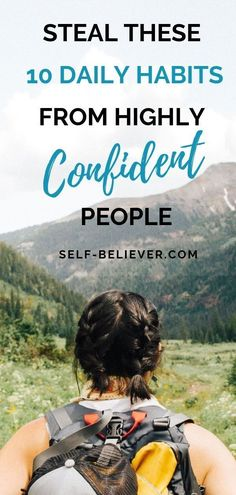 Are you ready to take your self-confidence to the next level? Improving your self-confidence doesn't have to be that hard. You can easily improve your self-confidence by implementing these simple self-confidence building activities in your daily life. Click through to start building your self-confidence effortlessly! #selfconfidence #selfbeliever
