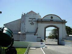 Fortaleza de Santa Cruz da Barra (Charitas em Niterói) Rio de Janeiro -  1612