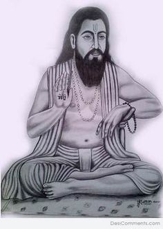 Pencil Sketch Of Shri Guru Ravidas Ji Guru Nanak Ji, Nanak Dev Ji, Guru Wallpaper, Guru Gobind Singh, Download Wallpaper Hd, Pencil, Sketches, Drawings, Sketching