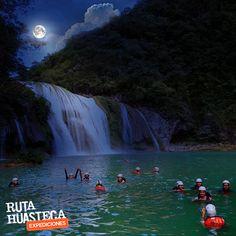 Se acercan las vacaciones de verano, y tú ¿te piensas perder el Salto de Cascada nocturno?   #WeLoveAdventure  www.rutahuasteca.com  +52 481 381 7358 WhatsApp: 481.116.5900 email: info@rutahuasteca.com #RutaHuasteca #SLP #Ecoturismo #TurismoDeNaturaleza #VisitMexico #Tours #TodoIncluido