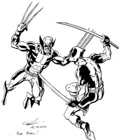 comic book character coloring pages - photo#33