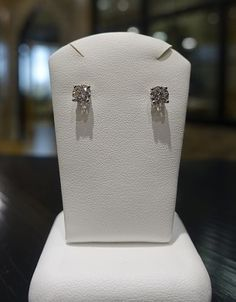 Jewelry Holiday Gift Ideas - Diamond Studded Earrings: These are great for everyday wear. They are a classic, elegant look that almost any woman appreciates. Typically, diamond stud earrings are the first fine piece of jewelry given to a young girl/woman. Diamond Stud, Diamond Jewelry, Staple Pieces, Holiday Gifts, Appreciation, Women Jewelry, Stud Earrings, Gift Ideas, Woman