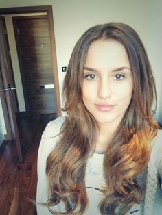 Lucy Watson. Made in Chelsea. She gets more and more beautiful all the time.