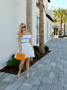 12 Must-Have White Dresses for Spring on LaurenConrad.com