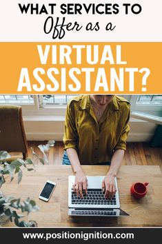 In this post, I will give you details about what services you can offer as a virtual assistant. Before to decide which services to offer, you need to make. Make Money Blogging, Way To Make Money, Make Money Online, Saving Money, Virtual Assistant Services, Career Development, Work From Home Jobs, Online Jobs, Business Opportunities